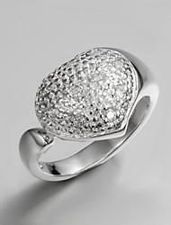 anillo chapado declaración venta caliente vestido s925 plata para las mujeres precio al por mayor joyería de la declaración de venta limitada