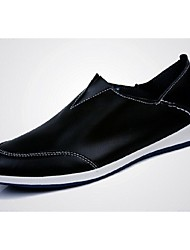 Men's Shoes Casual Loafers Black/Blue/Red/White