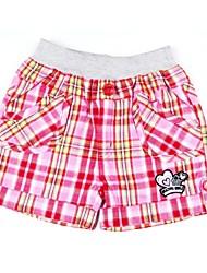 Girl's Cotton Shorts , Summer