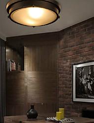 Modern classic circular ceiling lamp