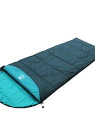 Sac de couchage Rectangulaire Simple +5°C~+15°C Coton 190+30cmX75cm Camping Plage Voyage Extérieur IntérieurEtanche Respirabilité