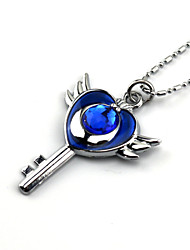 Sailor Moon Loving Heart Pattern Cosplay Necklace