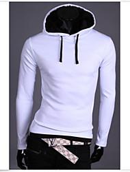 Hugo  Men's Casual Hoodie Long Sleeve T-Shirts