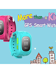 New Mini GPS Tracker Smart Watches SmartWatches For Kids SOS Emergency Two Way Communication With Smart Mobile App Q50
