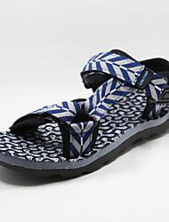 Zapatos de Hombre - Sandalias - Casual - Sintético - Azul
