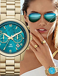 Fashion Women Watch Quartz Watch Gold Wrist Watch