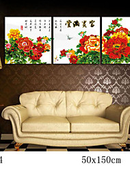 DIY Digital Oil Painting With Solid Wooden Frame Family Fun Painting All By Myself  13 Chinoiserie 7034