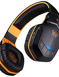 kotion cada bluetooth 4.1 stereo headset inalámbrico de juegos b3505 con micrófono nfc para iPhone6 / samsung - naranja