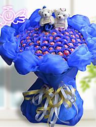 99 Edible Lollipop Flower Wedding Bouquets The Valentine's Day Gift
