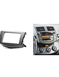 fascia radio de voiture pour Toyota RAV4 stéréo planche de bord autoradio installer ajustement kit de tableau de bord habillage dvd cd