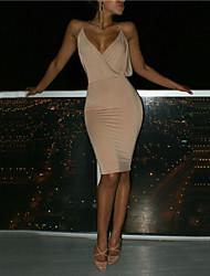Women's Sexy Fashion Tight Skirt Big-name Designers Dress
