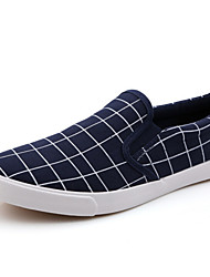 Men's Shoes Outdoor Fabric Fashion Sneakers Black/Blue/Gray