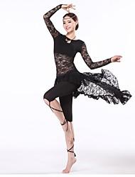 Belly Dance Dresses Women's Training Lace/Modal Lace 1Piece  (more colour)