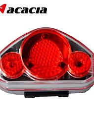 Bike Lights / Rear Bike Light / Safety Lights - - Cycling Easy Carrying Button Battery Lumens Battery Cycling/Bike-Acacia®