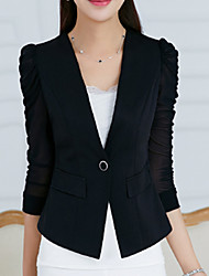 Women's Plus Sizes Jacket Suit