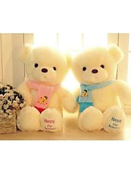 Genuine Hug Teddy Bear Plush Toys 30cm Children Ai Taidi Blue Scarf  Pink Scarf Bear Teddy Bear Gift Plush dolls