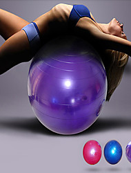 2015 Hot Sell Fashion 5Colors Sport Pilates Explosion-proof Yoga Ball Bola de pilates Bosu Ball Fitball Bsk Freeshipping