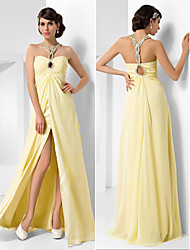 TS Couture® Prom / Formal Evening / Military Ball Dress - Beautiful Back Plus Size / Petite A-line / Princess Sweetheart Floor-length Chiffon with