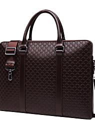 bolso del negocio x.bnj bolsas solo hombro dividir cuero para los hombres ol maletines de diseño único