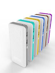 10000mAh многофункциональный Smart Mobile мощности для iphone 6 Самсунга S6 и других мобильных устройств