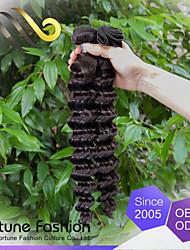 3pcs Ibeauty High Standard Brand Product Unprocessed Deep Brazilian Human Hair Sew in Weave