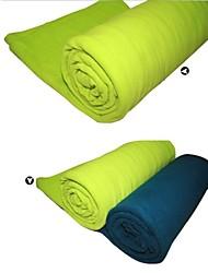 Saco de dormir ( Verde/Azul Respirabilidade/Mantenha Quente