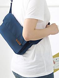 Damen - Umhängetasche - Nylon - Shopper - Mehrfarbig