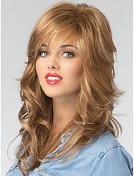 Elegant Long Synthetic  Wigs Extensions Reasonable In Price