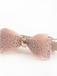 Flower Hairpin Made of Acetate Material  , High-grade Hair Accessories New Design Hair Clip