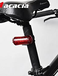ACACIA LEDs  Bike Tail light Lamp LED Cycling Bicycle Taillight Bike Handlebar Back Rear Light for Max Safty Warning