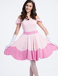 Costumes - Déguisements de princesse - Féminin - Halloween/Carnaval - Jupe/Gants/Coiffure