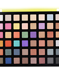 48 Color Fashion IPAD Case Eyeshadow Palette Makeup Set Neutral Warm Exquisite Eye Shadow Powder Cosmetics A1