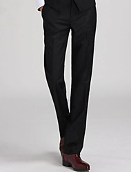Men's Casual Formal Pure Suits Pants (Cotton)