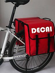 WEST BIKING® After The Bike Mesh Folder Thick Waterproof Pack Bag Bicycle Shelf Package Bike Sided Bags