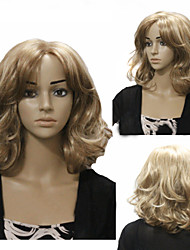 European and American Fashion High Quality Blasting in Temperament Curly Wig