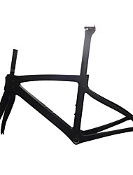 RB-NT215 3k Matte Neasty Brand High Qulity 700C Full Carbon Fiber Frame and Fork Road bicycle frameset