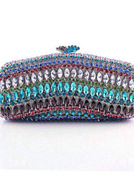 Ladies Fashion Crystal Stone Evening Bag