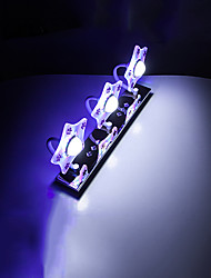 LED Wall Sconces/Bathroom Lighting , Modern/Contemporary LED Integrated Metal