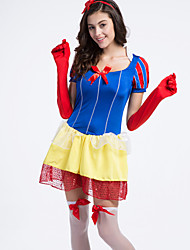 Costumes - Déguisements de princesse/Déguisements thème film & TV/Ange et Diable - Féminin - Halloween/Carnaval - Jupe/Coiffure