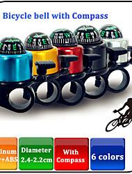 Cycling/Mountain Bike/Road Bike/MTB/Fixed Gear Bike/Recreational Cycling Bike Bells ABS/Aluminium Alloy Alarm horn
