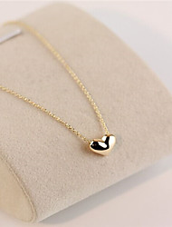 Women's Statement Necklaces Heart Alloy Love Jewelry For