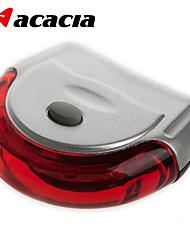Bike Lights / Rear Bike Light / Safety Lights - - Cycling Easy Carrying Button Battery Lumens Battery / USB Cycling/Bike-Acacia®