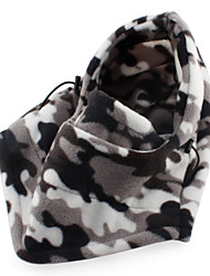 Camouflage Fleece Hat (code)
