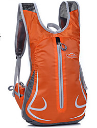Unisex Nylon Sports Sports & Leisure Bag - Purple / Blue / Green / Yellow / Orange / Red / Black