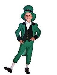 Costumes Enfant - Halloween/Carnaval/Nouvel an - Manteau/Gilet/Pantalon/Chapeau