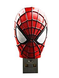 marvel spiderman unidade flash USB 16g
