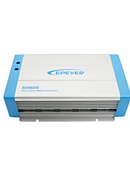 600W EPever Pure Sine Wave Inverter 24VDC To 220VAC Solar Power Inverter