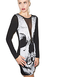Women's Loose Tooth Dress