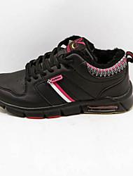 YWQI  Walking Men's Shoes  Black/Brown/White
