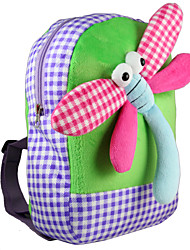 Dragonfly Plush Mini Backpack Kids Bag Children School Bag Cartoon Perfect Christmas Gift for Kids High Quality